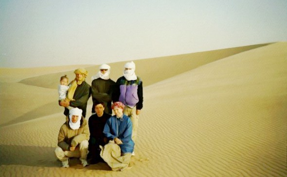 across the sahara pt 1