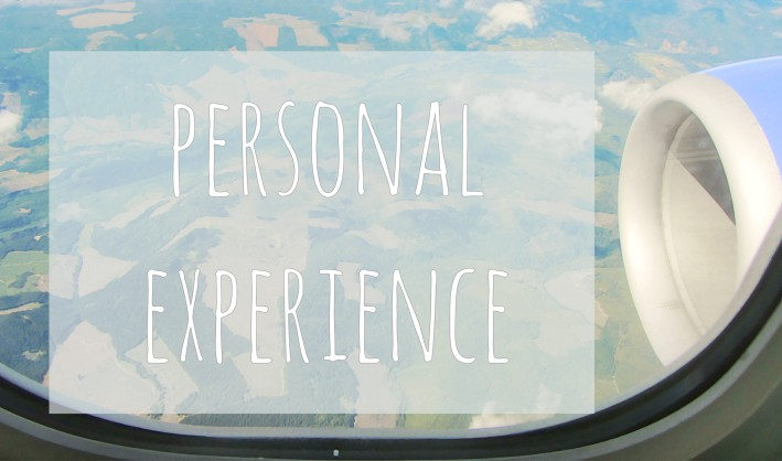 personalexperience