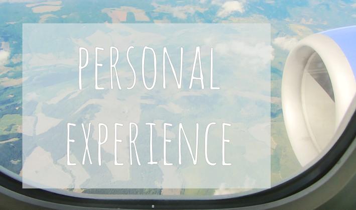 personalexperience